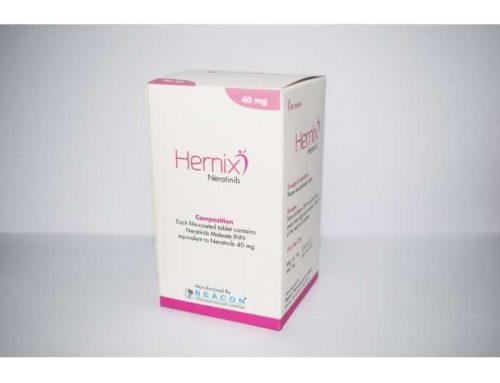 全球首仿乳腺癌新特药–来那替尼成功上市